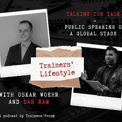 Talking the Talk - Public Speaking on a Global Scale