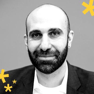 """52: Ahmad Mansour – """"Wir müssen leidenschaftlich streiten"""" (Replay)"""