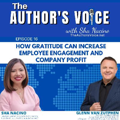 TAV 017: How Gratitude Can Increase Employee Engagement and Company Profits
