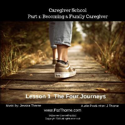 Part 1 Lesson 1: The Four Journeys
