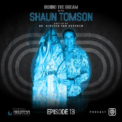 Episode #13: Surfing legend Shaun Tomson talks about being stoked and the life lessons surfing taught him
