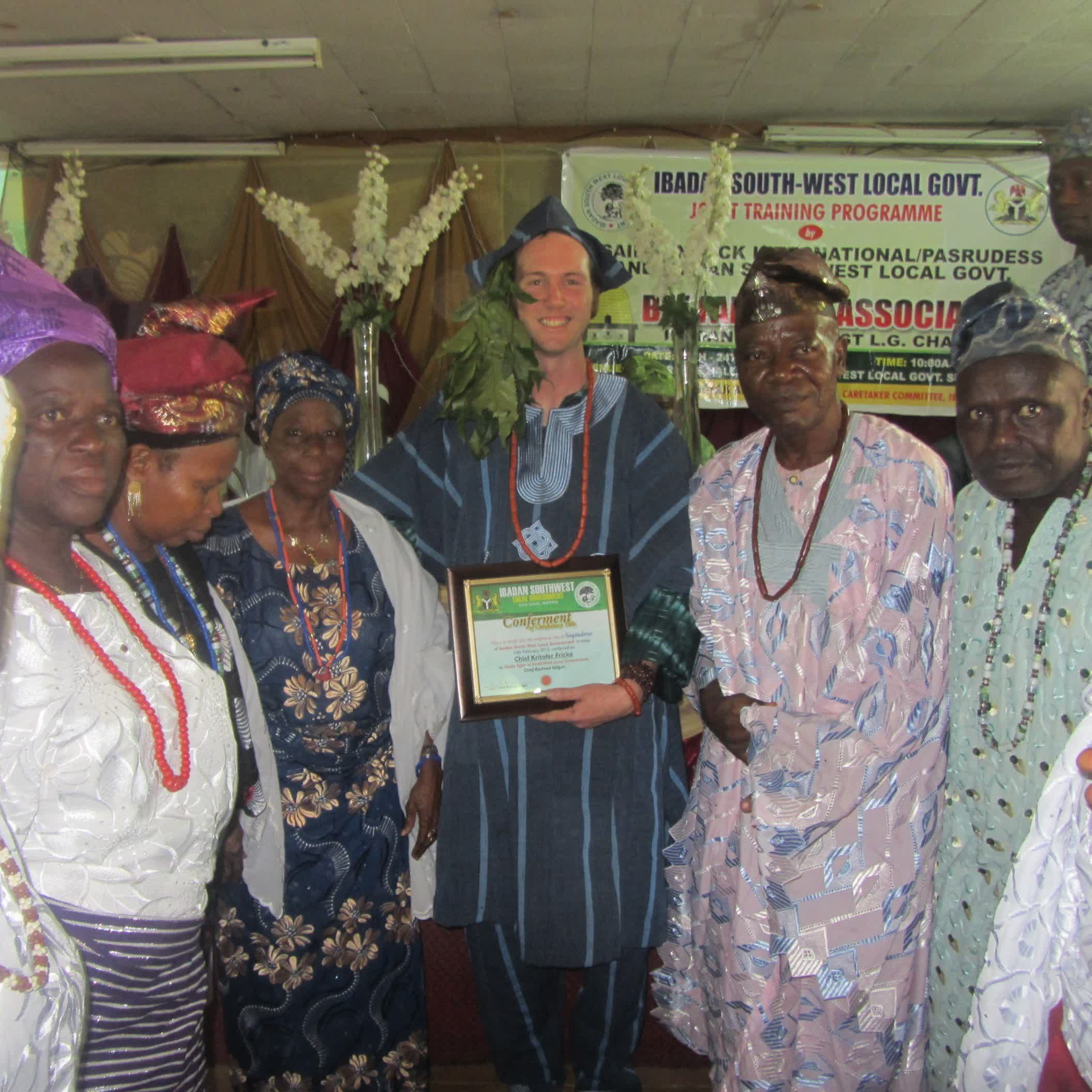Nigeria Episode 3 - Beekeeping