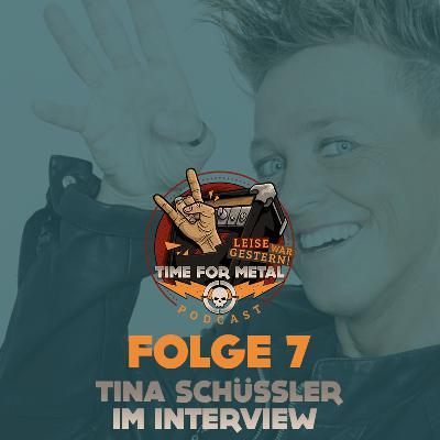 Folge 7 – Tina Schüssler (Non-Profit Patin, Ex-Profiboxerin, Musikerin und Official Artists for Sea Shepherd) im Interview