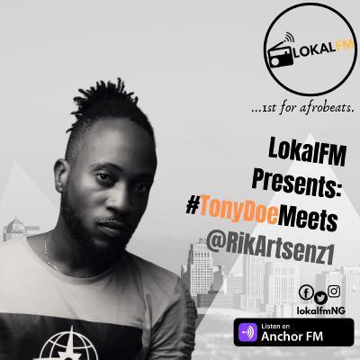 LokalFM Presents: @TonyDoeVO Meets @RikArtsenz1