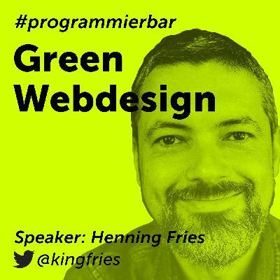 Folge 62 - Green Webdesign mit Henning Fries von DIaLOGIKa