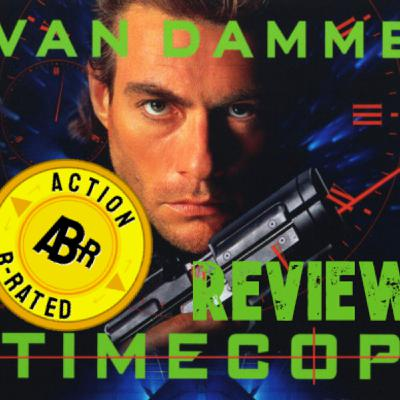Action B-Rated Review - TimeCop (1994) *SPOILERS*