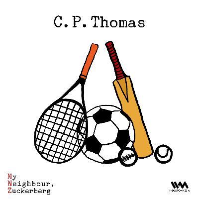 Ep. 16: C.P. Thomas