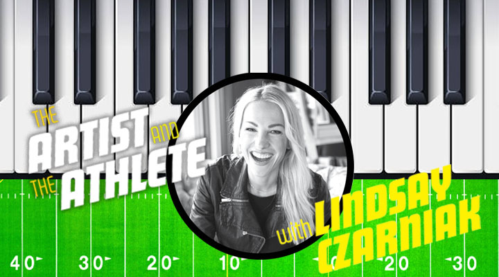 The Artist and The Athlete with Lindsay Czarniak