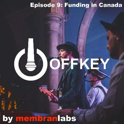 Music Funding in Canada