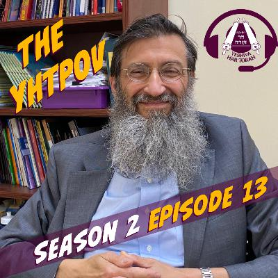 Dr. Barris on mussar and the home-school partnership (Episode 13, Season 2)