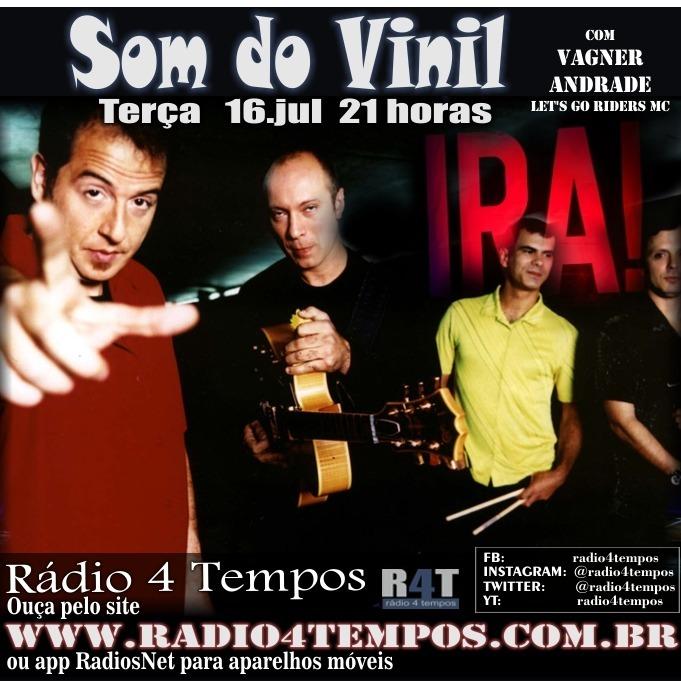 Rádio 4 Tempos - Som do Vinil 10:Rádio 4 Tempos