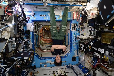 Sognare lo spazio. Con Samantha Cristoforetti, astronauta