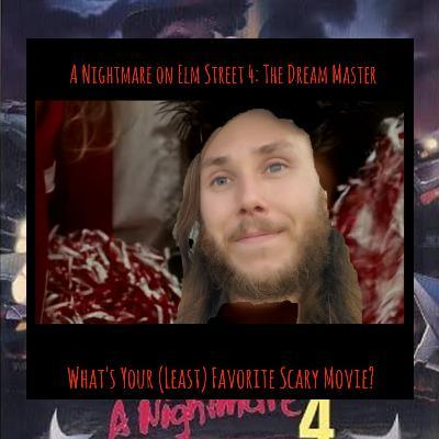 #39: A Nightmare on Elm Street 4: The Dream Master (1988) [BONUS]