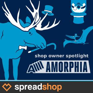 🧡 Sell Merch For Nerds. An Interview with Amorphia Apparel