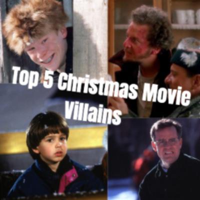 RETRO Top 5 Christmas Movie Villains
