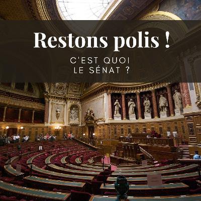 Ep. 26 : C'est quoi le Sénat ?