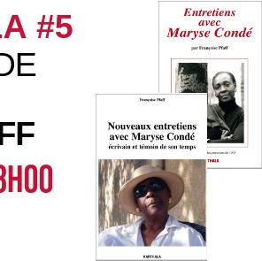 JeudiKarthala #5 : Rencontre autour de Maryse Condé