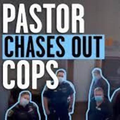 'Nazis' Pastor Kicks GESTAPO Police out of Church DURING Easter Service THE BACK STORY