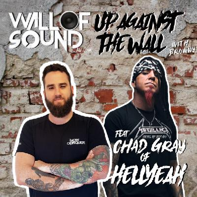 Episode #86 feat. Chad Gray of HELLYEAH