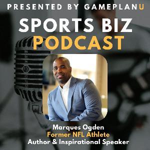 Episode # 104 With Former NFL Athlete Marques Ogden
