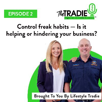 Control freak habits - Is it helping or hindering your business?