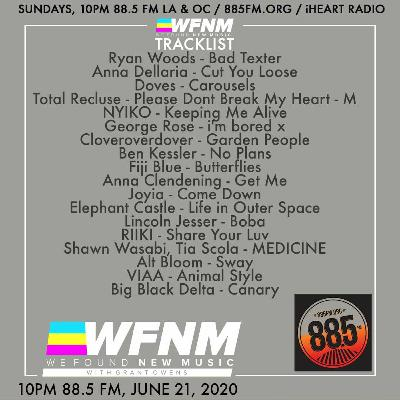 WFNM - 6.21.20 - FULL SHOW