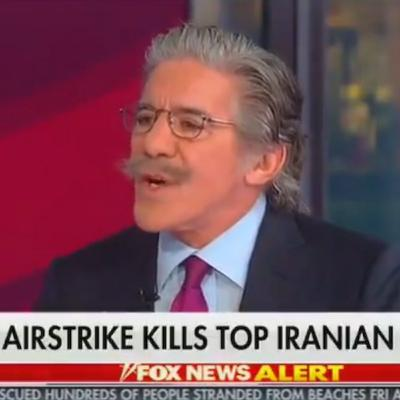 GERALDO RIVERA BLASTS FOX NEWS