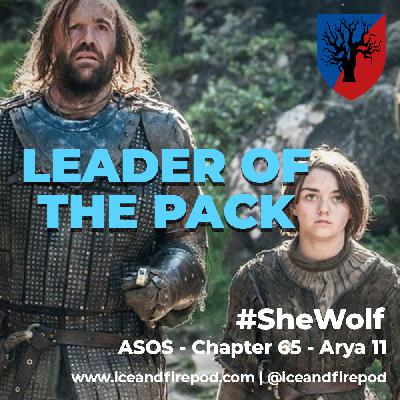 220 – A Storm Of Swords Chapter 65 – Arya 11 #SheWolf