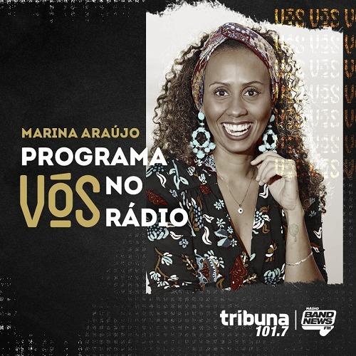 VÓS NO RÁDIO #35: Os afetos e sabores da culinária de Marina Araújo