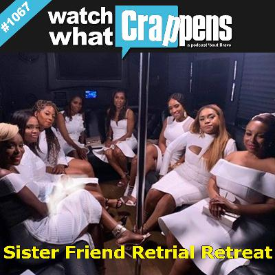 Married2Med: Sister Friend Retrial Retreat