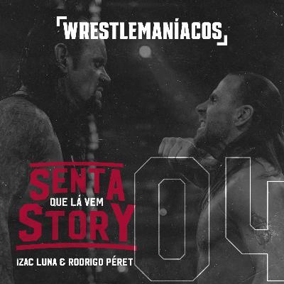 Senta que lá vem Story #04 - Undertaker vs. Shawn Michaels