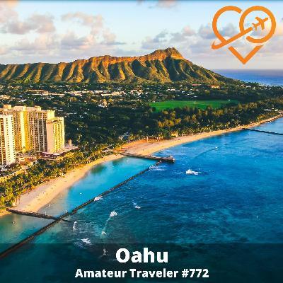 AT$772 - Travel to Oahu, Hawaii