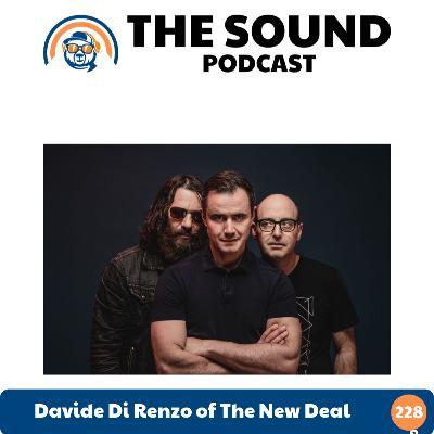 Davide Di Renzo of The New Deal