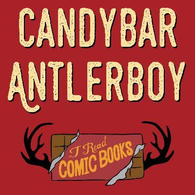 Candybar Antlerboy Episode 6 | Stranger Danger on a Train