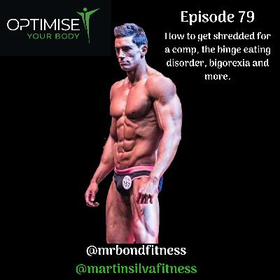 How To Get Shredded For A Comp, The Binge Eating Disorder, Bigorexia And More.