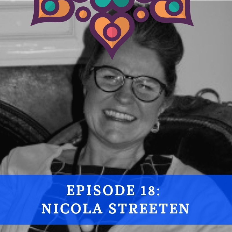 Episode 18 - Nicola Streeten