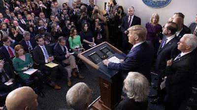 The U.S. Can't Agree On The Truth. Is It The Media's Job To Fix That?