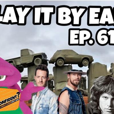 Episode 61: The song that would be played on a loop in Hell; Unusual tourist attractions; Confident? game