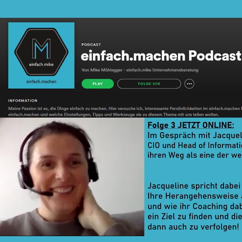Folge 3: Jacqueline Wild, CIO der Mayr-Melnhof Group