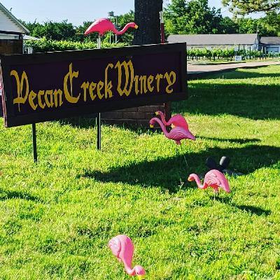 Pecan Creek Winery - Muskogee, OK Pt. 3