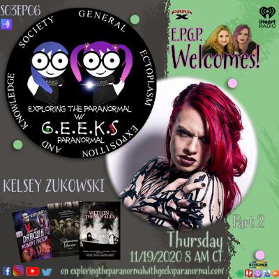 S03 EP06 Part 2 Kelsey Zukowski Horror Actress and Macabre Model