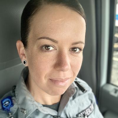 Sara LeCarno; Shifting Perspectives From A First Responder