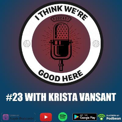 #23 -Krista (Vansant) Hendrickson: Dual Threat