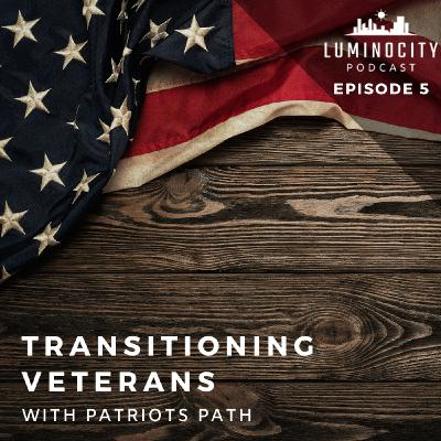 Transitioning Veterans with Patriots Path