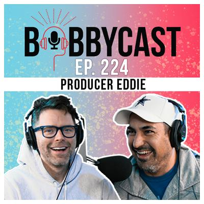 #224 - Bobby + Eddie talk about Crazy Twists in Songs and New Music This Week