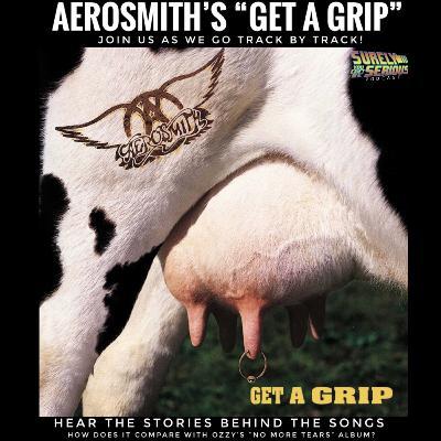 """Aerosmith's """"Get A Grip"""" (1993) vs. Ozzy's """"No More Tears"""" (1991)"""