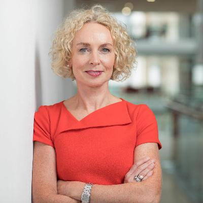 Lessons in Leadership with Anne O'Leary, CEO of Vodafone Ireland