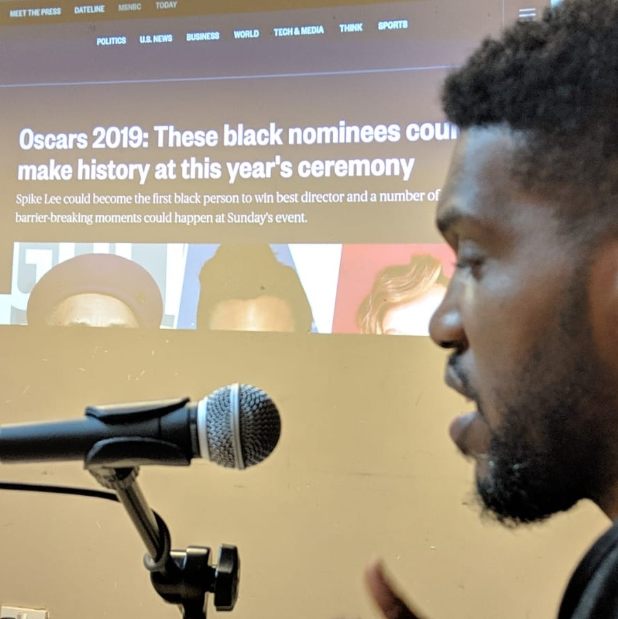Diversity in film and Oscars 2019 #HotTopic - GeekSweat 046