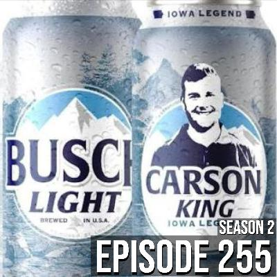 Episode 255 | The Reason I Took a Break from this Podcast Has Everything to Do With Cancel Culture | Carson King