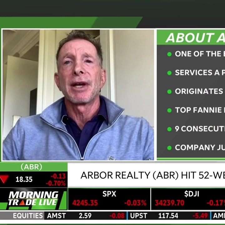 Arbor Realty Trust (ABR) In A Strong Housing Market